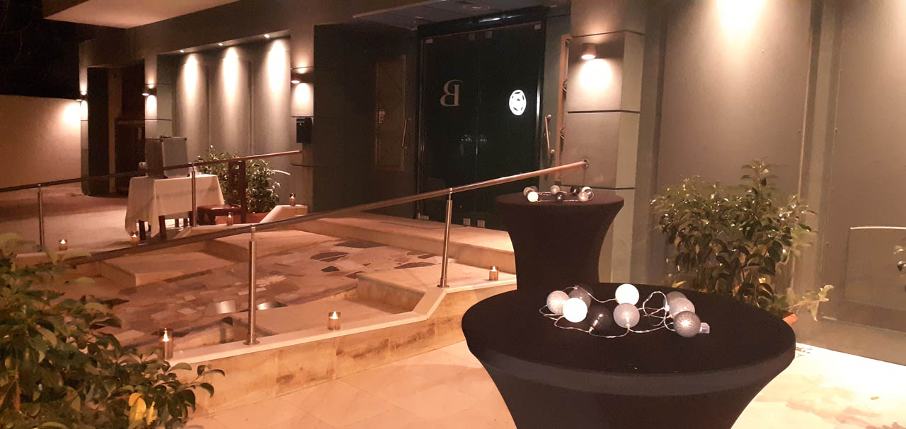 Entrance reception halls wedding baptism events athens glyfada voula area barin events