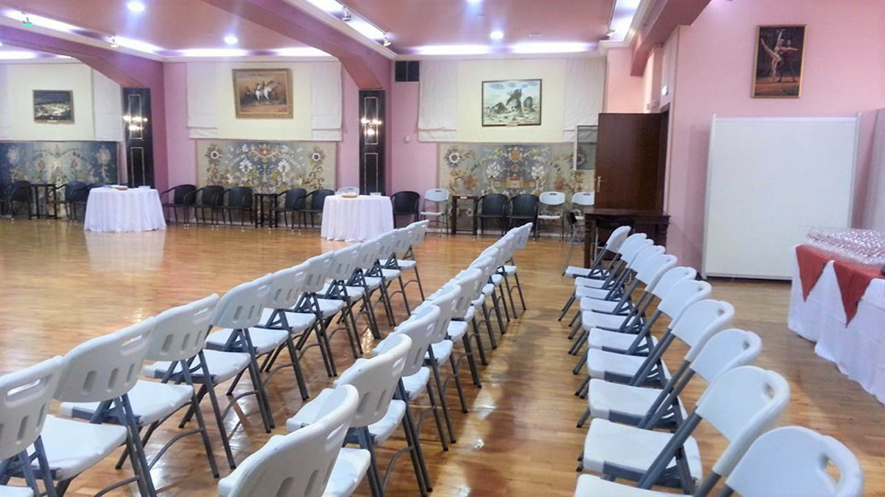 Seminars business hall at barin event halls - 1