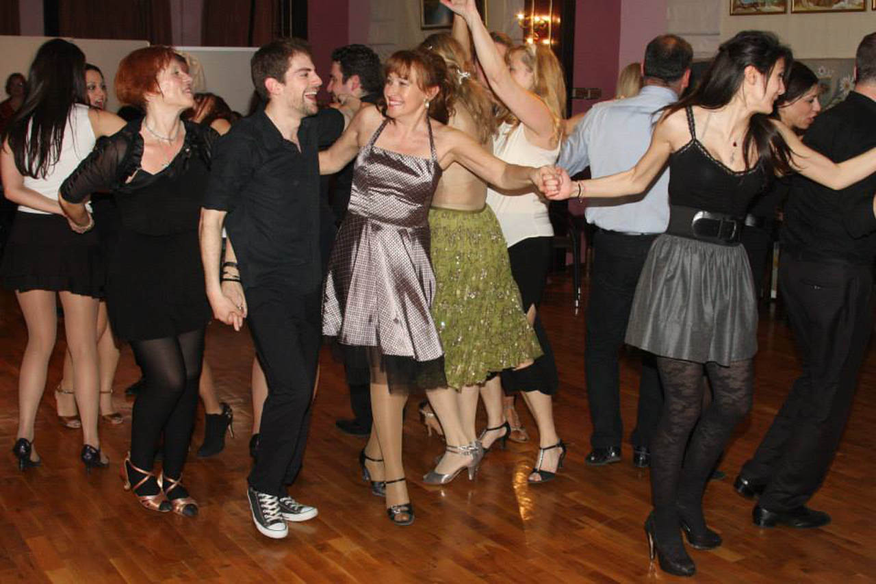 People dancing at barin events dancing club nights - 11