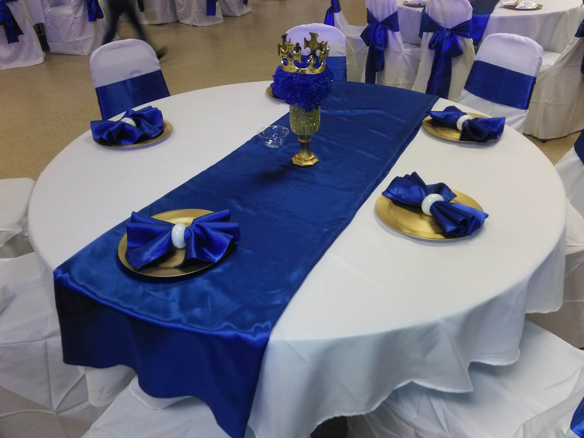 Wedding table decoration barin multivenues reception halls events - 12