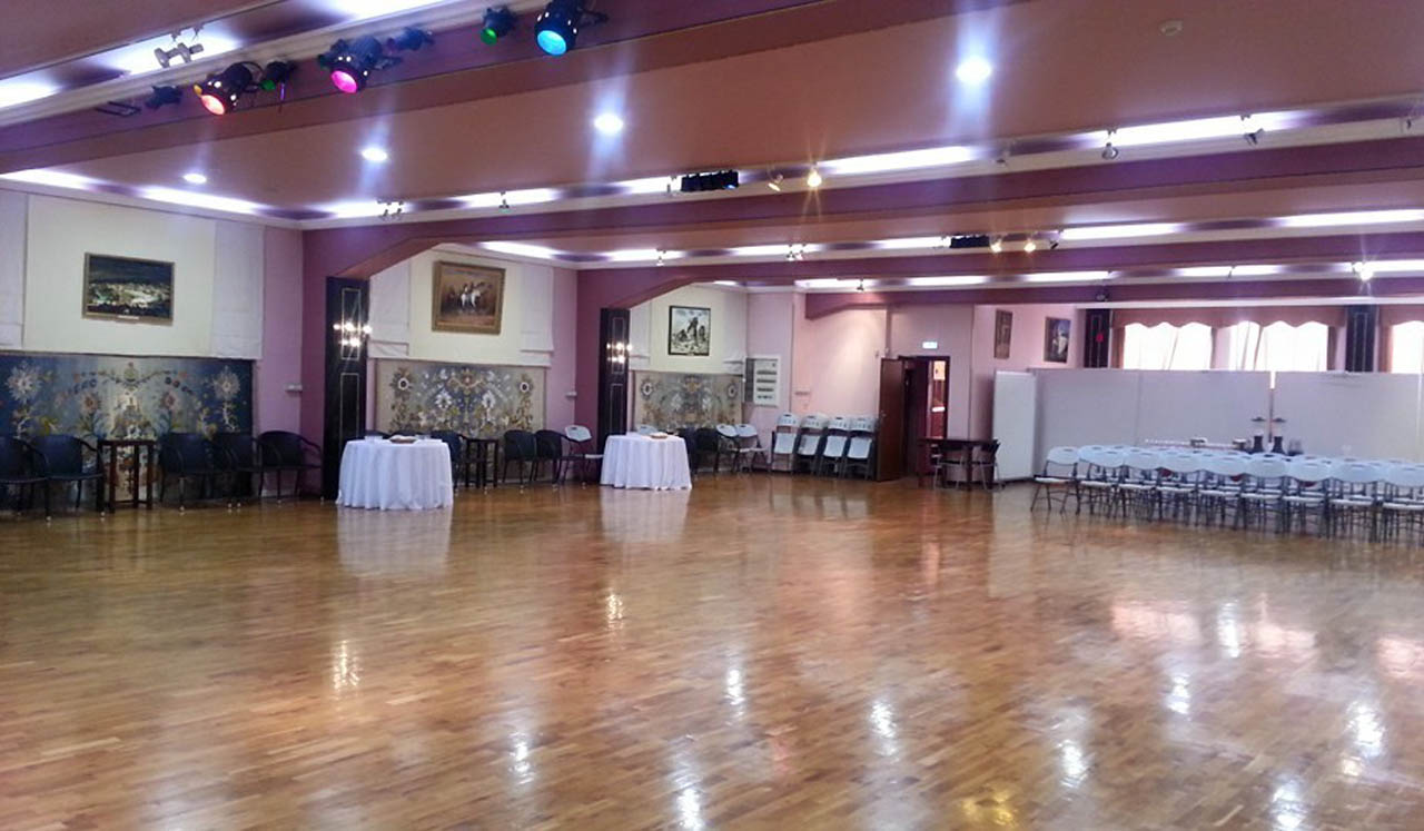 Dance big hall 2 berin events halls - 2