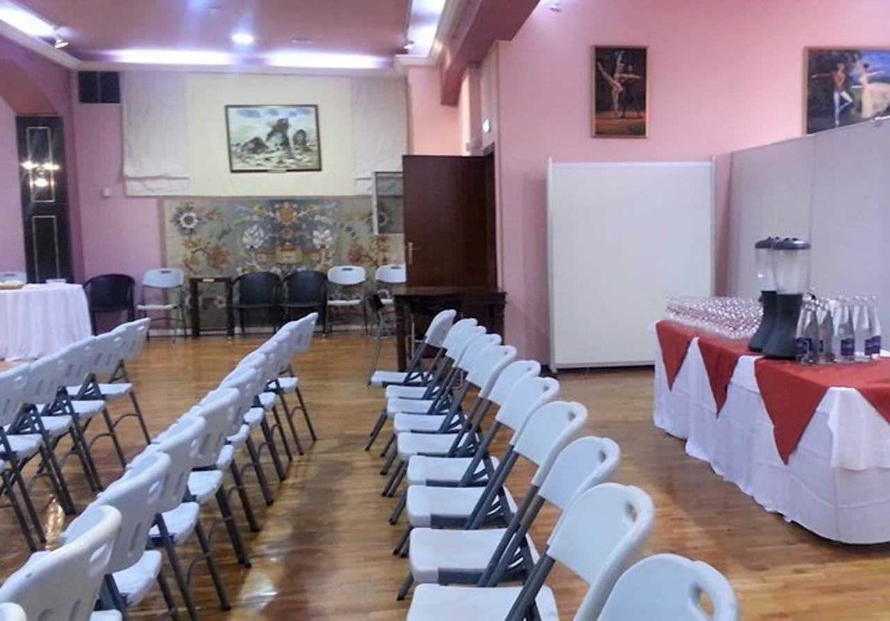 Business halls for seminars and lessons at barin event halls - 5