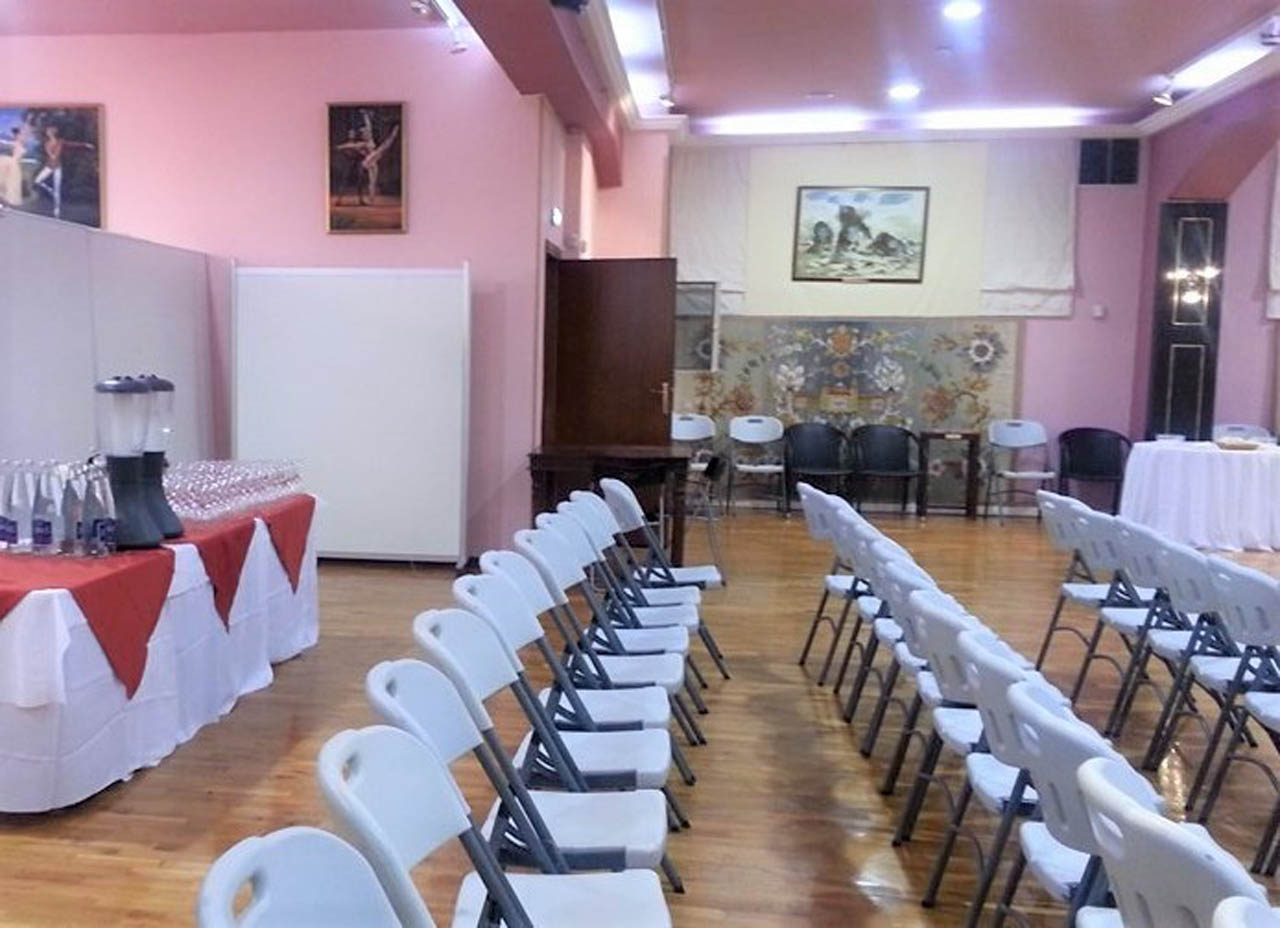 Business halls for seminars and lessons barin event halls - 7