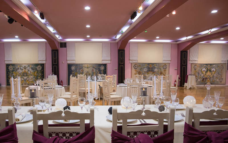 Wedding decoration hall design tables plan luxury event venue southern suburbs athens barin events 8