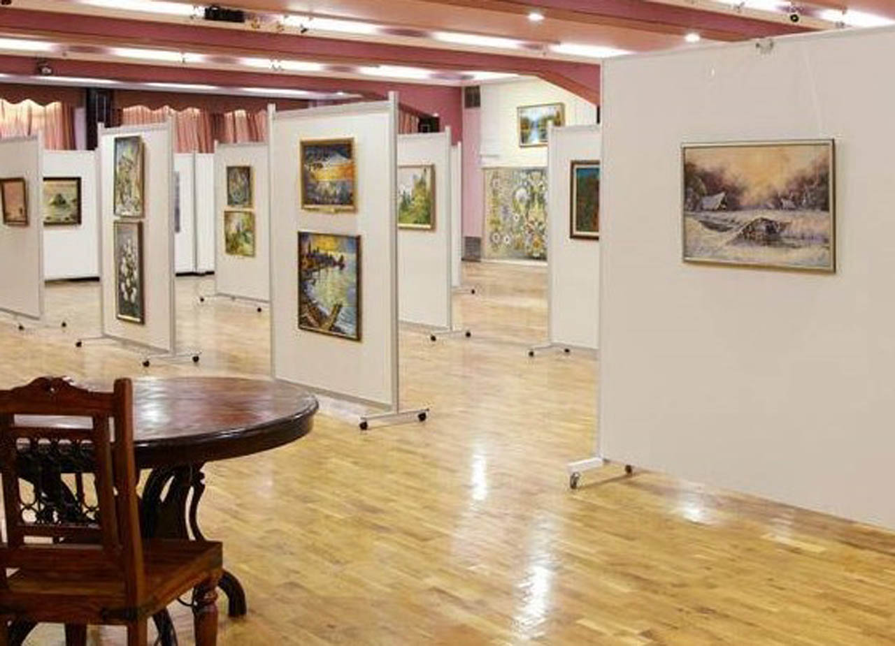 Art gallery barin events - 9