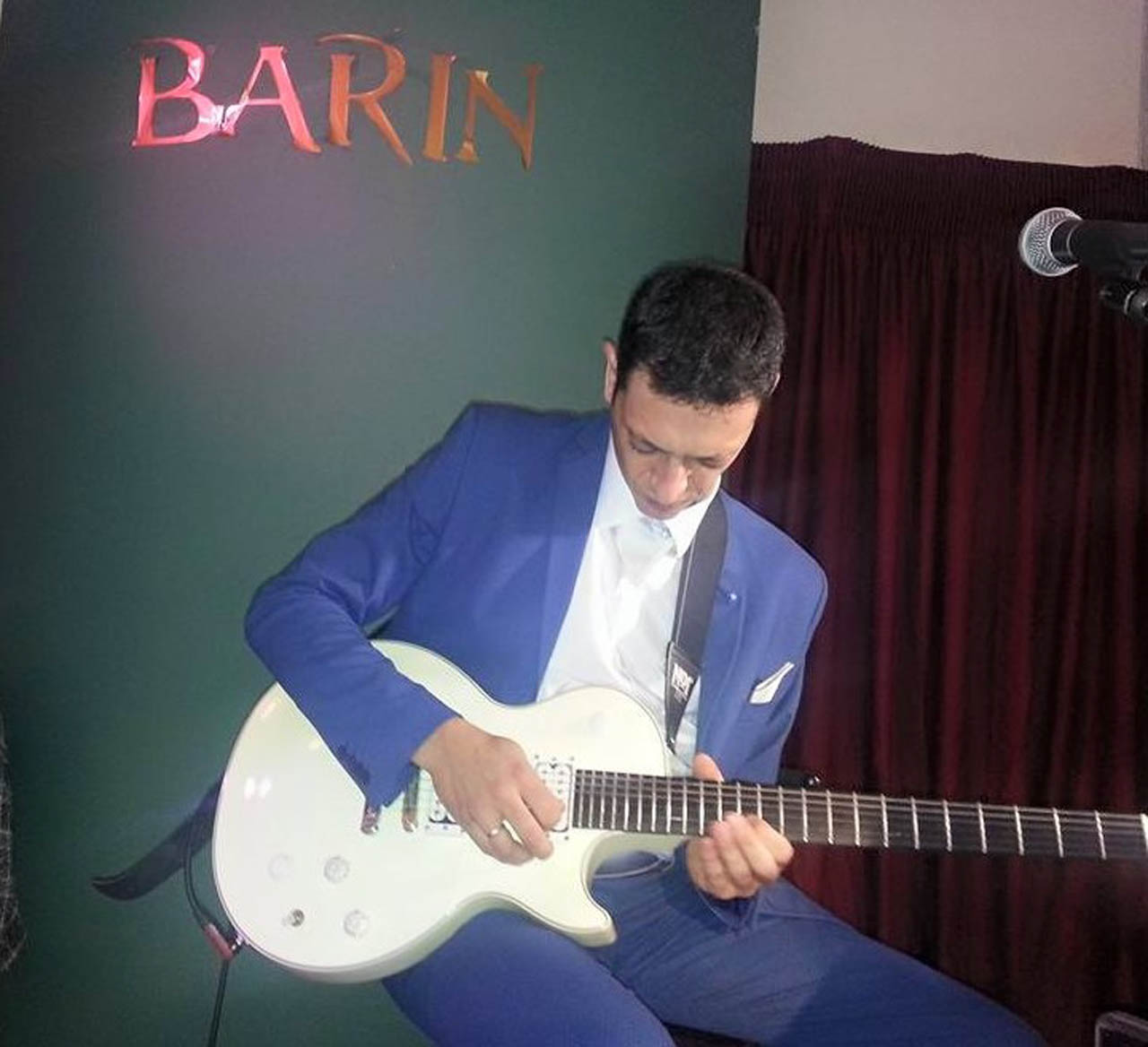 Music band barin event halls - 9