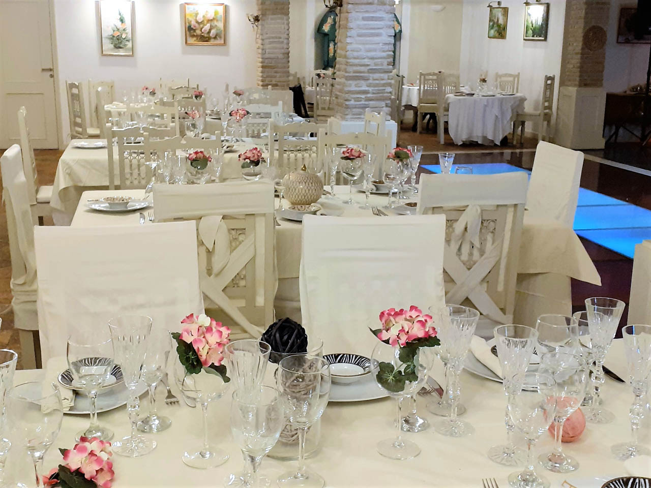 Reception hall wedding baptism athens glyfada area barin events