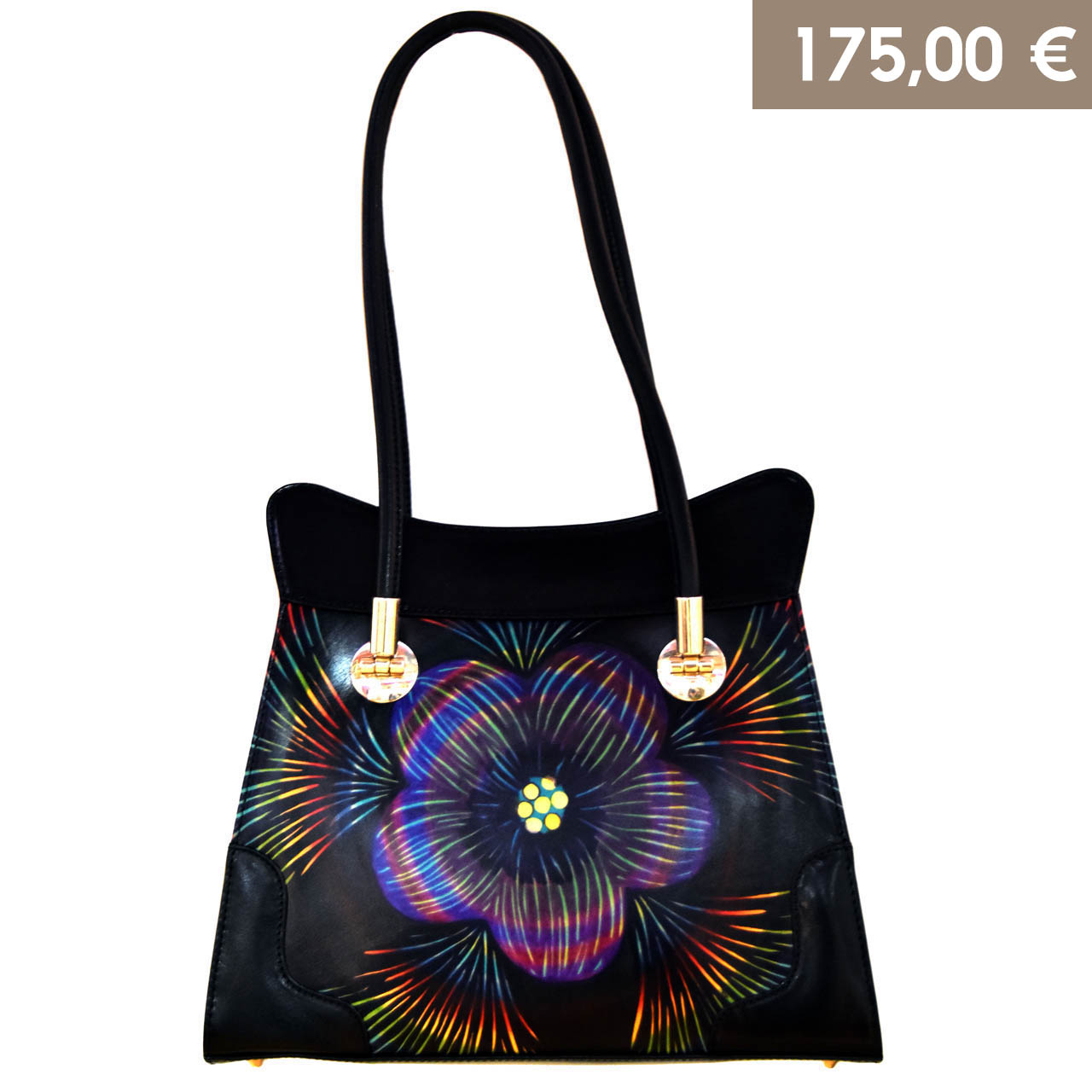 Art bag bambas collection barin events flowers with price sale